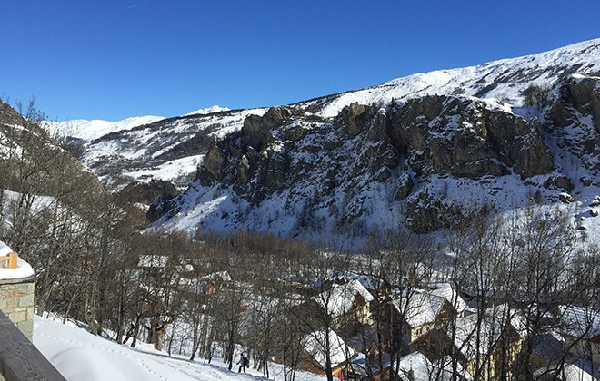 Valloire - Odalys Chalet Pure Altitude : View of the chalet