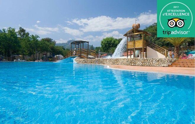 Marvelous Argelès Sur Mer   Campsite Le Bois Fleuri : Outdoor Swimming Pool