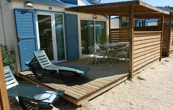 Camping le Bois Fleurià Argel u00e8s sur Mer Odalys # Camping Du Bois Fleuri Argeles