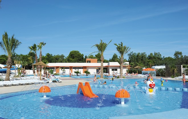 Camping oasis port barcar s odalys for Camping a couture 49
