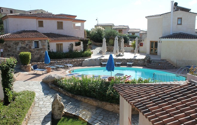 Italy - Tanauvella - Residence Bouganvillage Le Vele : Outdoor swimming pool