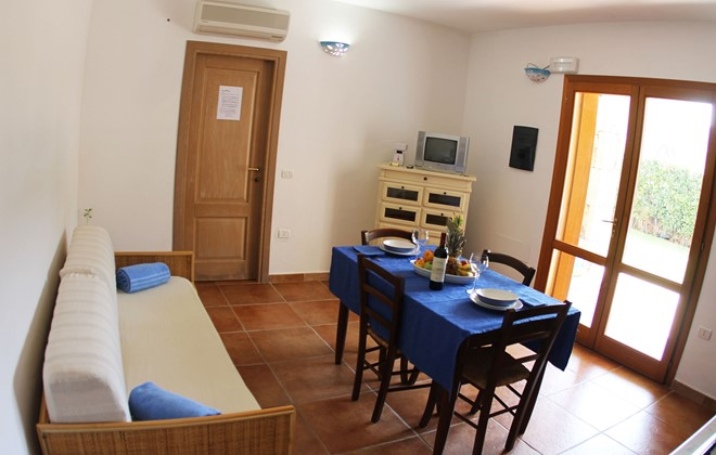 Italy - Tanauvella - Residence Bouganvillage Le Vele : Inside accommodation