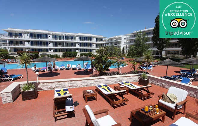 Portugal   Lagos   Residence Marina Club I : Outdoor Swimming Pool