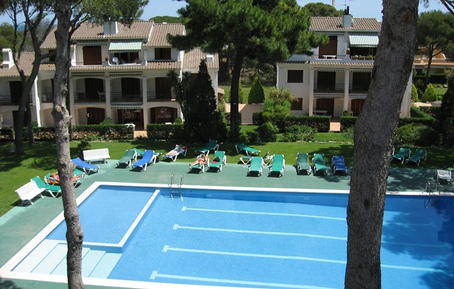 Spain - Playa de Pals - Residence Country Club : Outdoor swimming pool
