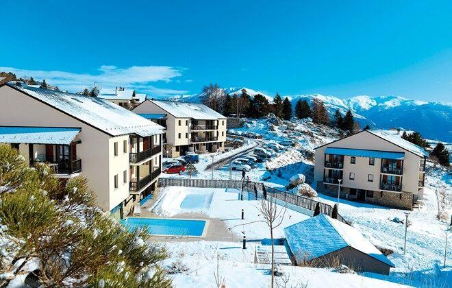 location appartement ski odalys