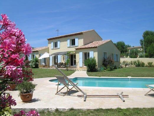 Odalys Location Villa Avec Piscine