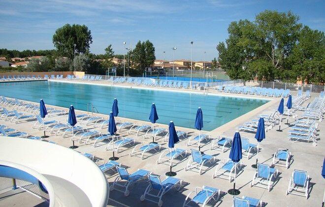 Mobil homes domaine r sidentiel de plein air odalys l - Camping grau du roi avec piscine ...