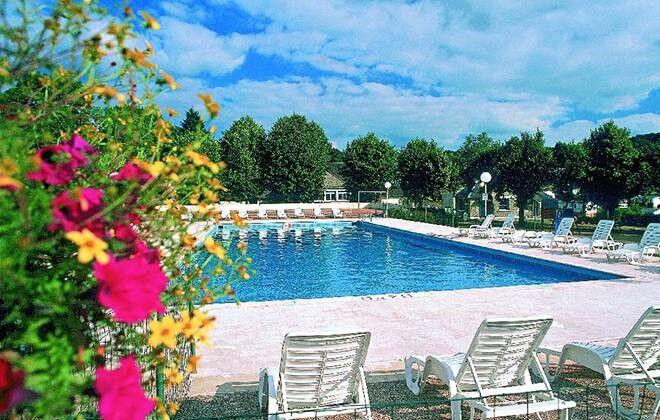 Montigny En Morvan   Odalys Camping Domaine De Pannecière : Outdoor  Swimming Pool