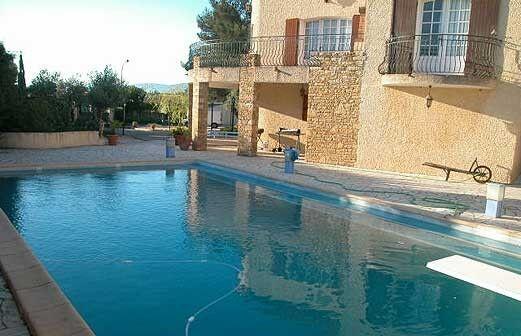 Villa Avec Piscine En Location Vacances à Six Fours Les Plages - Location villa dans le var avec piscine