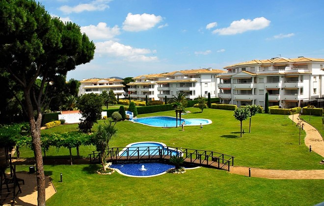 Spain - Playa de Pals - Residence Green Mar
