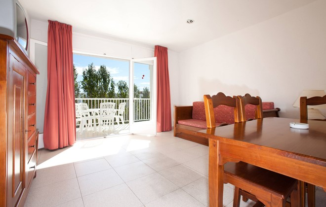Spain - Sitges - Residence Amapola : Inside accommodation