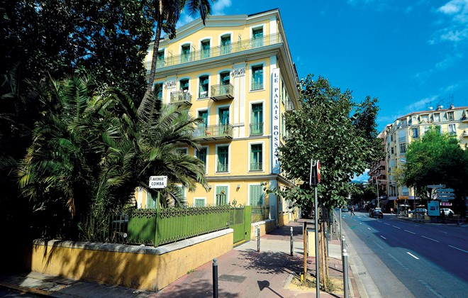 Location nice appart h tel odalys le palais rossini for Location appart hotel madrid