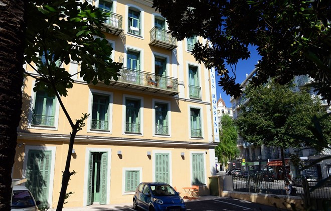 Location nice appart h tel odalys le palais rossini for Apparthotel 13