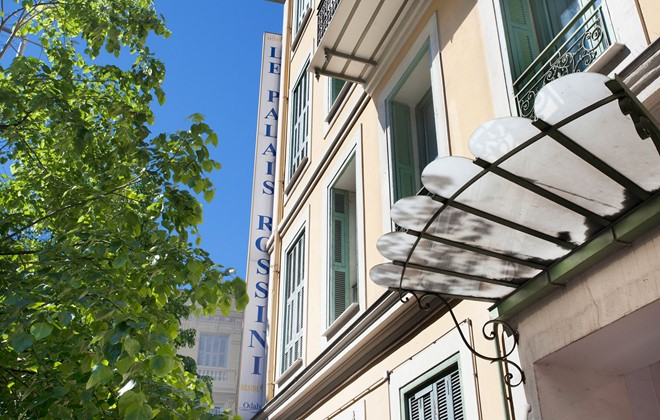 Location nice appart h tel odalys le palais rossini for Appart hotel dans le 95