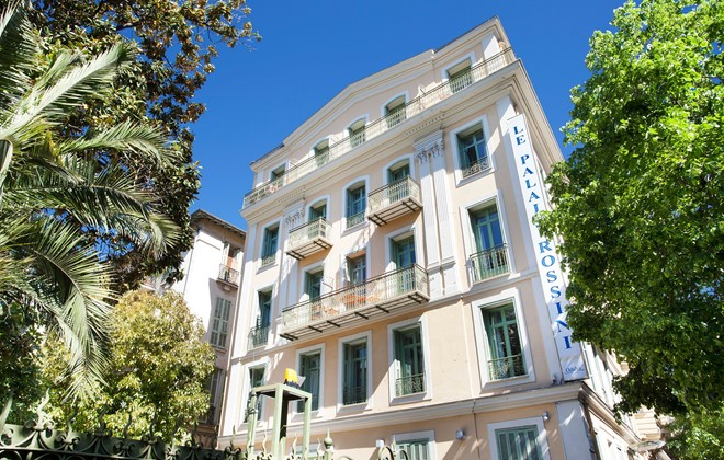Location nice appart h tel odalys le palais rossini for Hotel appart nice