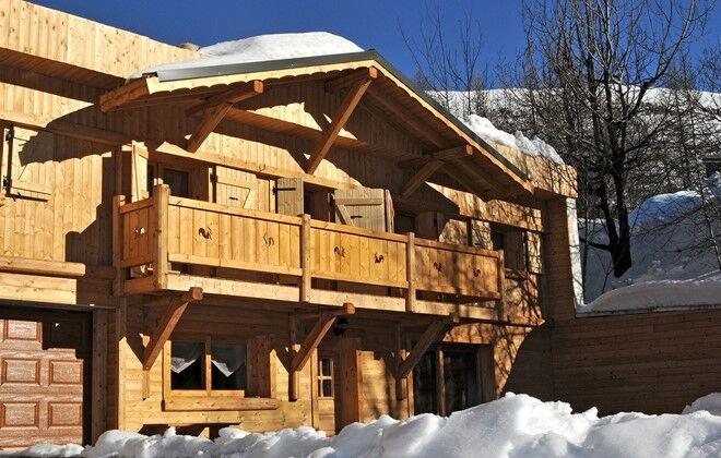 chalet de aux deux alpes skiez avec odalys