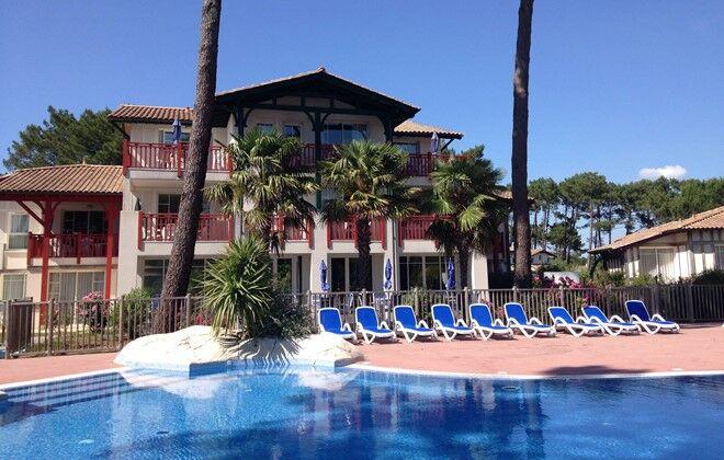R sidence et villas prestige les greens du bassin gujan - Residence de vacances cotiere coronado ...