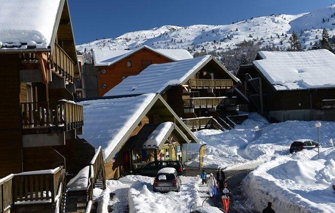 r 233 sidence les chalets d aurouze 224 la joue du loup skiez avec odalys