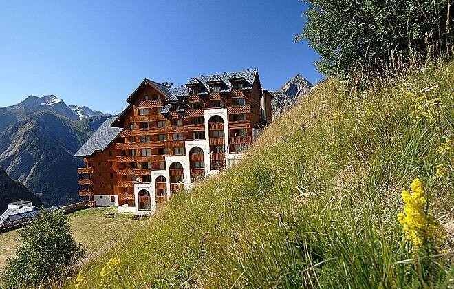 R sidence du soleil aux deux alpes odalys - Office du tourisme deux alpes ...