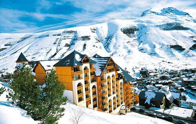 R sidence du soleil aux deux alpes vacances ski odalys for Piscine les deux alpes