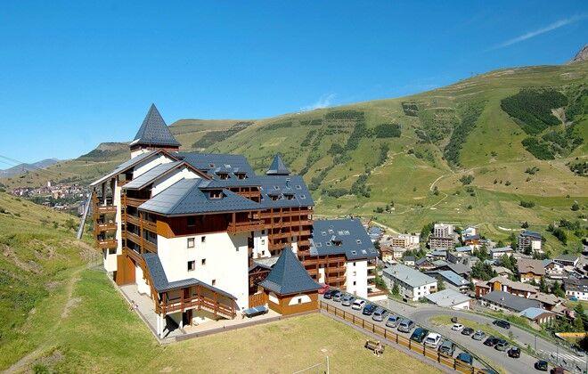 R sidence le flocon d 39 or aux deux alpes odalys - Office du tourisme deux alpes ...