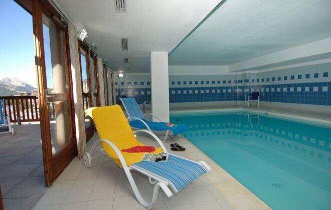 R sidence les terrasses de la bergerie orci res skiez for Orciere merlette piscine