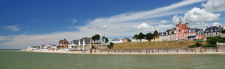 location vacances Le Crotoy, Nord Picardie avec Odalys