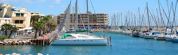 Location Vacances Port Barcarès Odalys - Location vacances port barcares