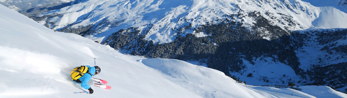 The 3 Valleys : the biggest skiing area in the world