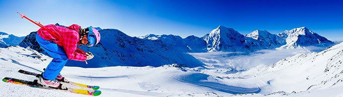 Ski holiday rentals less than 100m from the ski slopes