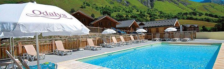 Location Vacances Piscine  La Montagne  Odalys