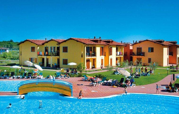 Carte Odalys Italie.Residence Eden