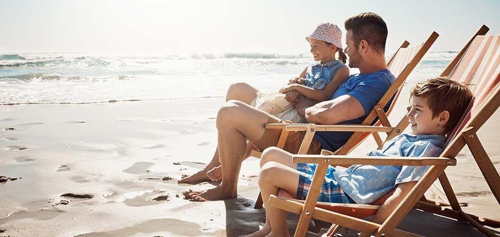 weekend breaks by the sea