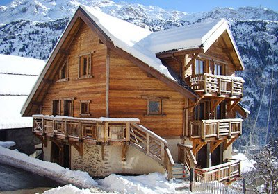 Vacation Rental Chalet at Vaujany - Chalet le Grenier de Germaine