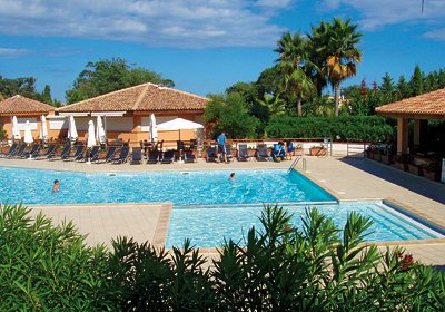 Vacation Rental Bravone - Corsica - Residence Sognu di Mare : The swimming pool