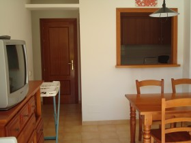 Vacation Rental Playa de pals - Spain - Residence Sa Guilla II : Interior view of an apartment