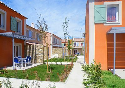 Vacation Rental Aigues Mortes - Residence le Mas des Flamants