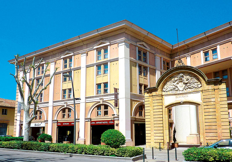 Appart Hotel Odalys Atrium Aix En Provence