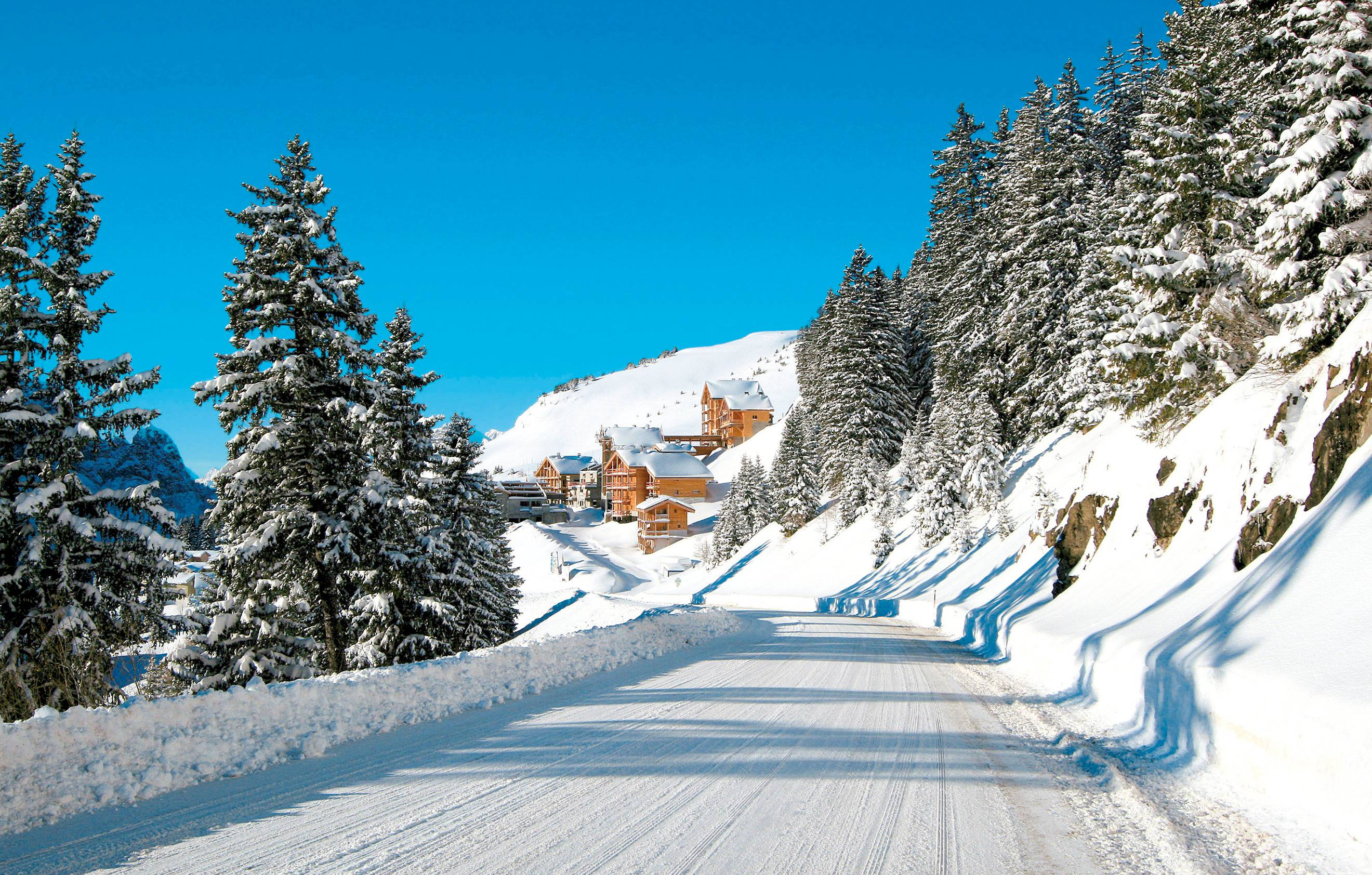 Ski holiday rentals in Flaine, France - Odalys