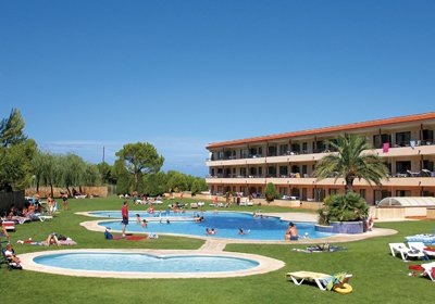 Vacation Rental Pals - Spain - Residence Golf Beach : The swiiming pool