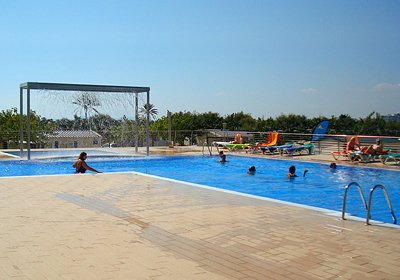 Vacation Rental Empuriabrava - Spain - Residential Leisure Park Castell Mar