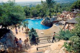 Vacation Rental Estartit - Spain - Residential Leisure Park Castell Mongri I