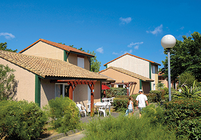 Vacation Rental Soustons Plage - Residence-club Les Villas du Lac