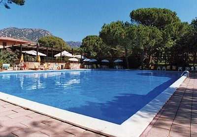 Vacation Rental Santa Margherita Di Pula - Sardinia - Residence Cala Verde : The swimming pool