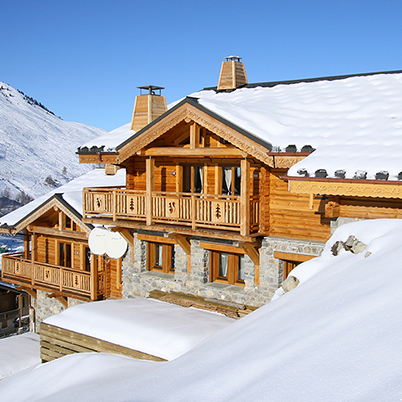 location chalet alpes isere