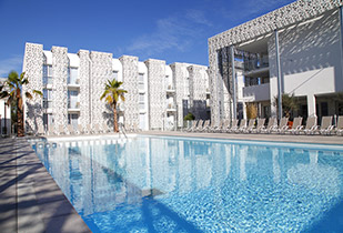 vacation rental mer cap d'agde