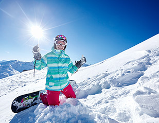 cheap ski chalet promotions