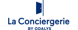 Logo Conciergerie by Odalys