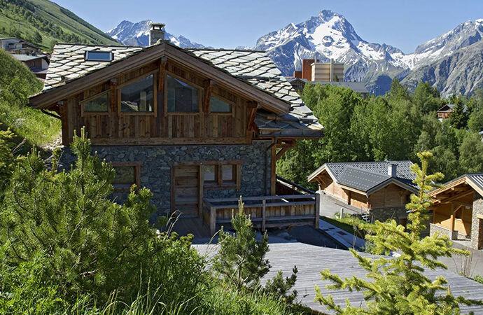 chalet holiday rentals odalys les deux alpes