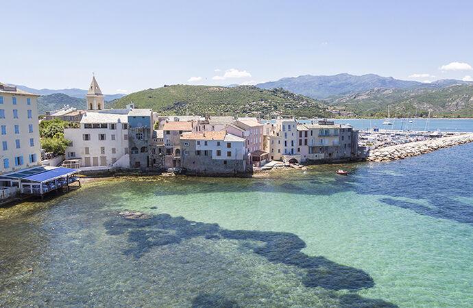 location vacances corse Saint Florent Oletta